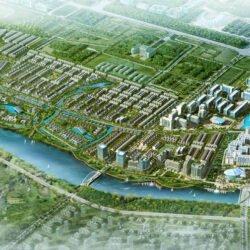 Khu đô thị sinh thái bán đảo Hòa Xuân