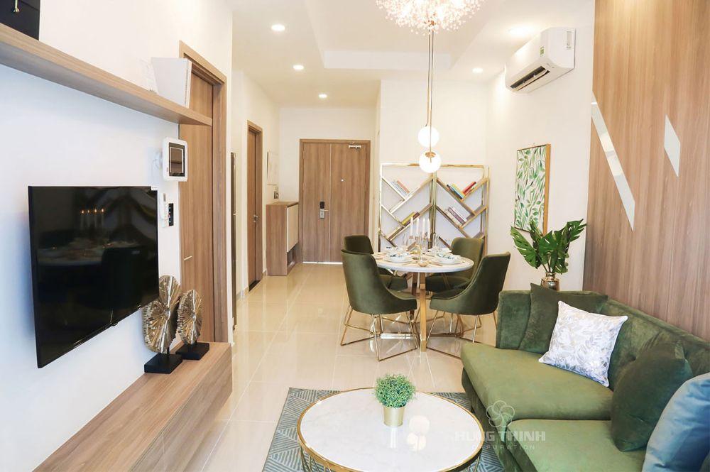 9x Next Gen Hưng Thịnh Làng Đại Học - Dự án căn hộ Bình Dương - Nhà mẫu1