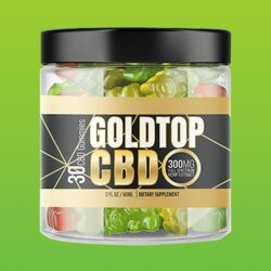 GoldTop CBD Gummies